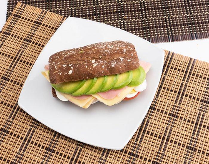 pan con palta de Nutripasion - concesionario de alimentos